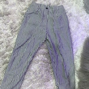 Pants - Striped pants